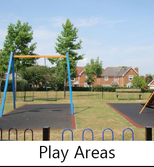 Play Areas photo with text
